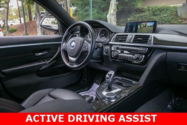 Used 2019 BMW 4 Series 430i Gran Coupe for sale $32,795 at Gravity Autos Atlanta in Chamblee GA 30341 7