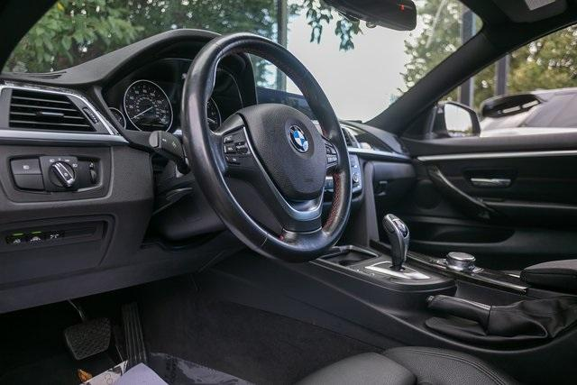 Used 2019 BMW 4 Series 430i Gran Coupe for sale $32,795 at Gravity Autos Atlanta in Chamblee GA 30341 8