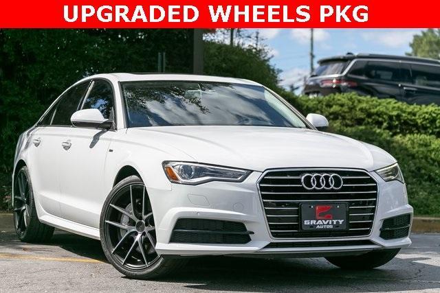 Used 2018 Audi A6 2.0T Premium for sale $31,295 at Gravity Autos Atlanta in Chamblee GA 30341 3