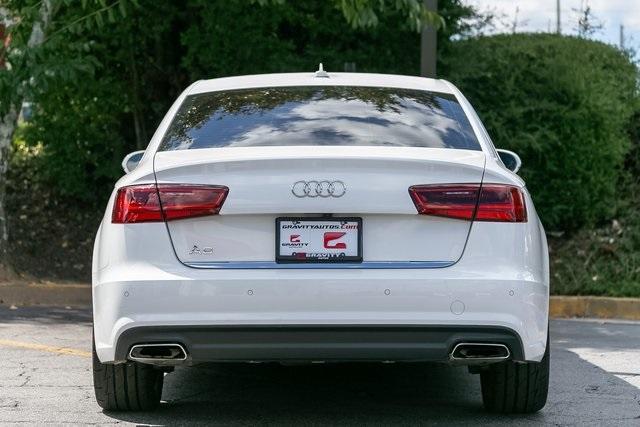 Used 2018 Audi A6 2.0T Premium for sale $31,295 at Gravity Autos Atlanta in Chamblee GA 30341 42
