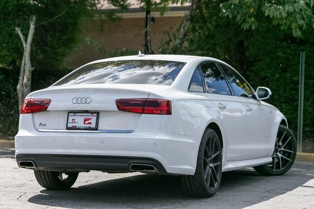 Used 2018 Audi A6 2.0T Premium for sale $31,295 at Gravity Autos Atlanta in Chamblee GA 30341 44