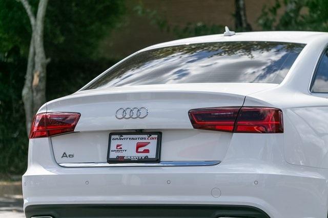 Used 2018 Audi A6 2.0T Premium for sale $31,295 at Gravity Autos Atlanta in Chamblee GA 30341 46