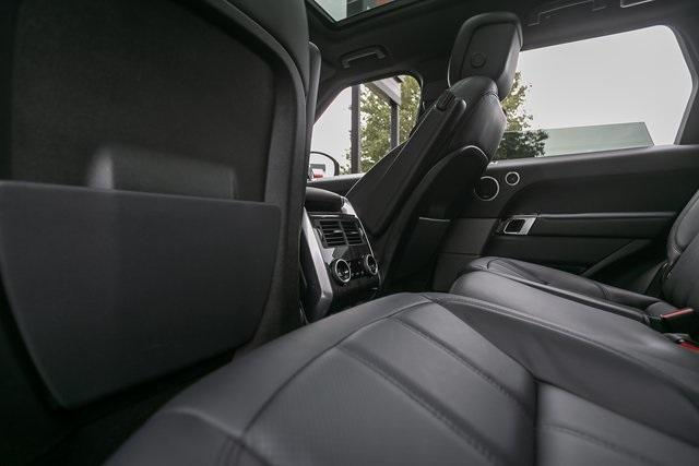 Used 2018 Land Rover Range Rover Sport HSE for sale $61,795 at Gravity Autos Atlanta in Chamblee GA 30341 30