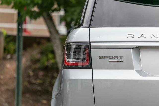 Used 2018 Land Rover Range Rover Sport HSE for sale $61,795 at Gravity Autos Atlanta in Chamblee GA 30341 37