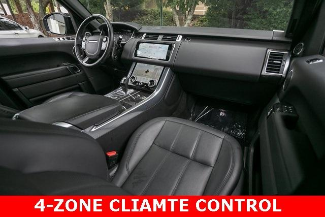 Used 2018 Land Rover Range Rover Sport HSE for sale $61,795 at Gravity Autos Atlanta in Chamblee GA 30341 6