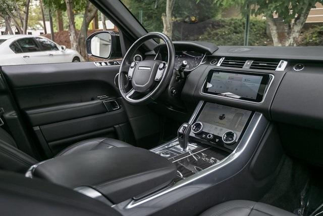 Used 2018 Land Rover Range Rover Sport HSE for sale $61,795 at Gravity Autos Atlanta in Chamblee GA 30341 7