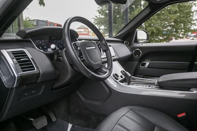 Used 2018 Land Rover Range Rover Sport HSE for sale $61,795 at Gravity Autos Atlanta in Chamblee GA 30341 8