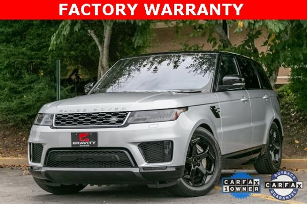 Used Used 2018 Land Rover Range Rover Sport HSE for sale $61,795 at Gravity Autos Atlanta in Chamblee GA