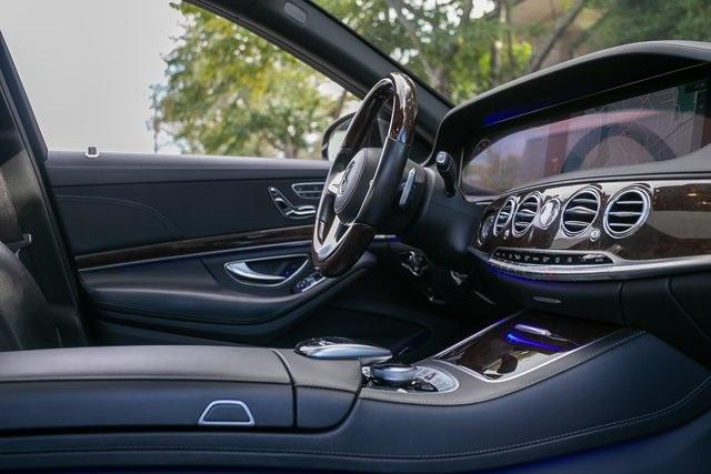 Used 2018 Mercedes-Benz S-Class S 560 for sale $67,699 at Gravity Autos Atlanta in Chamblee GA 30341 10
