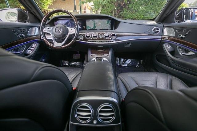 Used 2018 Mercedes-Benz S-Class S 560 for sale $67,699 at Gravity Autos Atlanta in Chamblee GA 30341 11