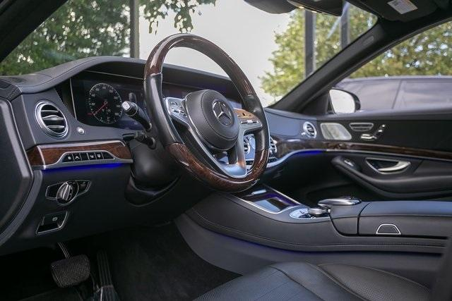 Used 2018 Mercedes-Benz S-Class S 560 for sale $67,699 at Gravity Autos Atlanta in Chamblee GA 30341 12