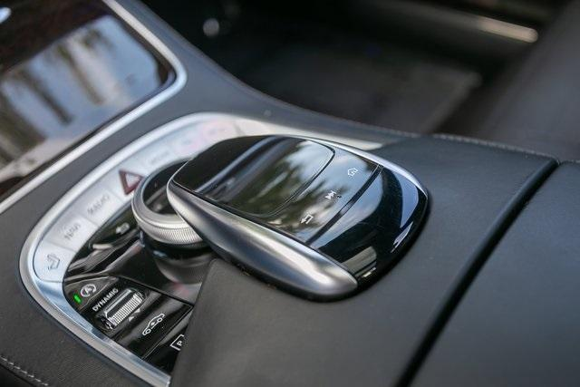 Used 2018 Mercedes-Benz S-Class S 560 for sale $67,699 at Gravity Autos Atlanta in Chamblee GA 30341 21