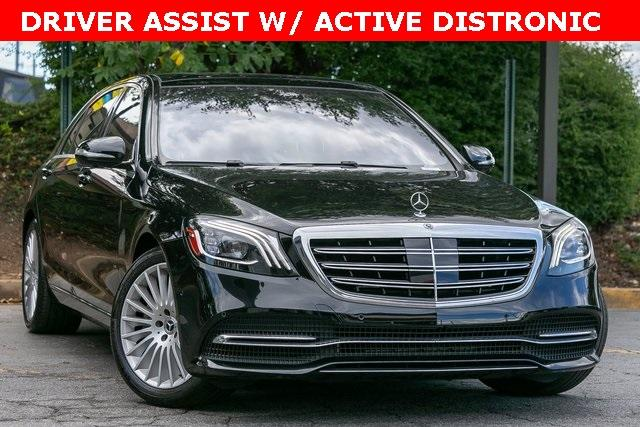 Used 2018 Mercedes-Benz S-Class S 560 for sale $67,699 at Gravity Autos Atlanta in Chamblee GA 30341 3