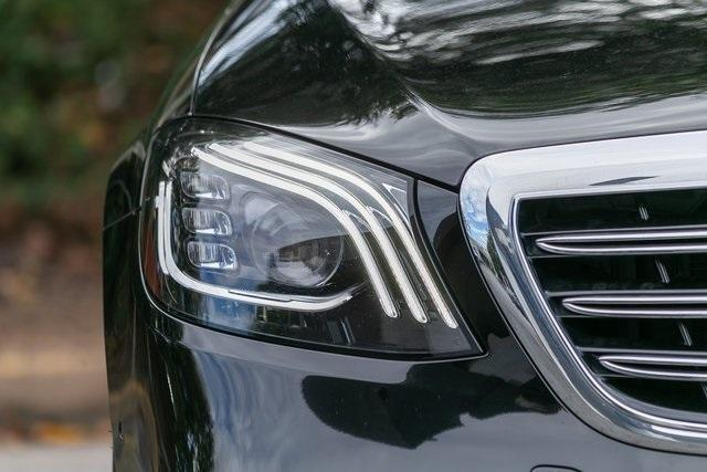 Used 2018 Mercedes-Benz S-Class S 560 for sale $67,699 at Gravity Autos Atlanta in Chamblee GA 30341 44