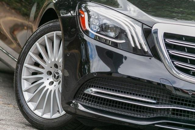 Used 2018 Mercedes-Benz S-Class S 560 for sale $67,699 at Gravity Autos Atlanta in Chamblee GA 30341 49