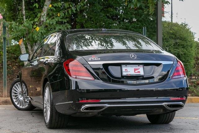 Used 2018 Mercedes-Benz S-Class S 560 for sale $67,699 at Gravity Autos Atlanta in Chamblee GA 30341 50