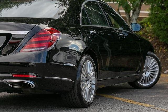 Used 2018 Mercedes-Benz S-Class S 560 for sale $67,699 at Gravity Autos Atlanta in Chamblee GA 30341 57
