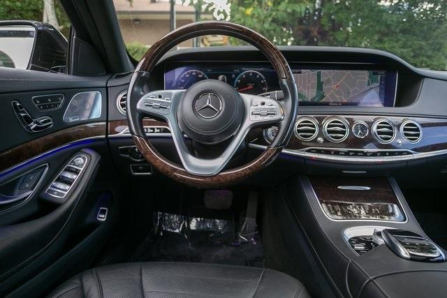 Used 2018 Mercedes-Benz S-Class S 560 for sale $67,699 at Gravity Autos Atlanta in Chamblee GA 30341 6