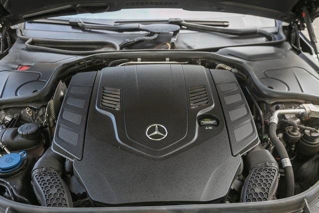 Used 2018 Mercedes-Benz S-Class S 560 for sale $67,699 at Gravity Autos Atlanta in Chamblee GA 30341 60