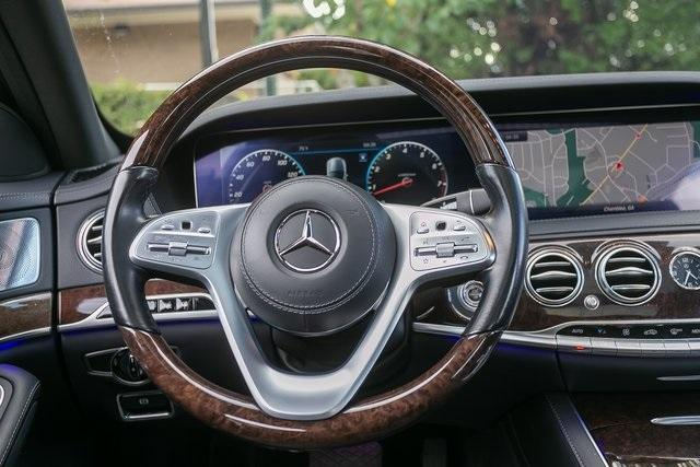 Used 2018 Mercedes-Benz S-Class S 560 for sale $67,699 at Gravity Autos Atlanta in Chamblee GA 30341 7