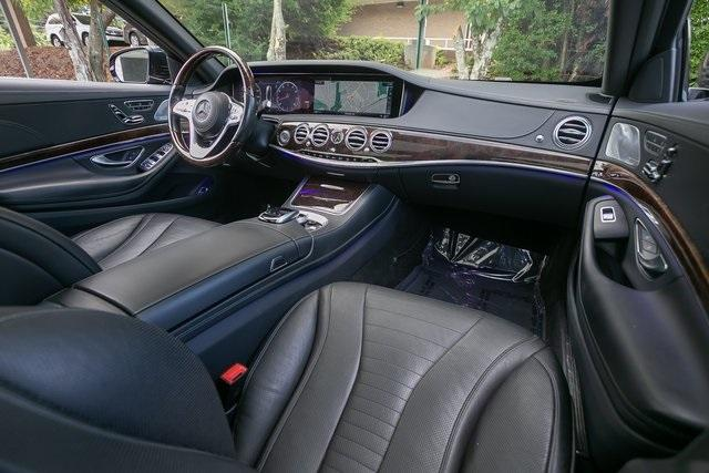 Used 2018 Mercedes-Benz S-Class S 560 for sale $67,699 at Gravity Autos Atlanta in Chamblee GA 30341 8