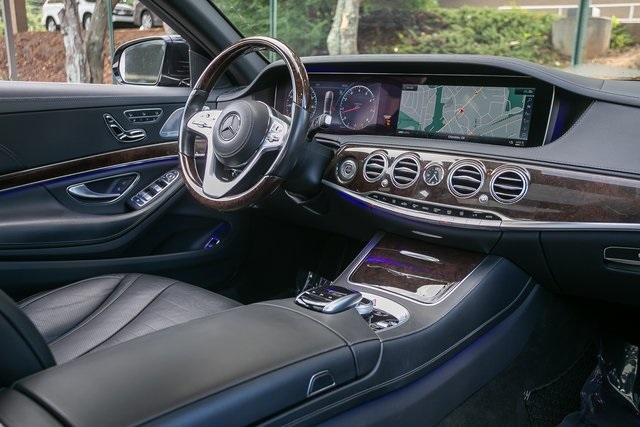 Used 2018 Mercedes-Benz S-Class S 560 for sale $67,699 at Gravity Autos Atlanta in Chamblee GA 30341 9