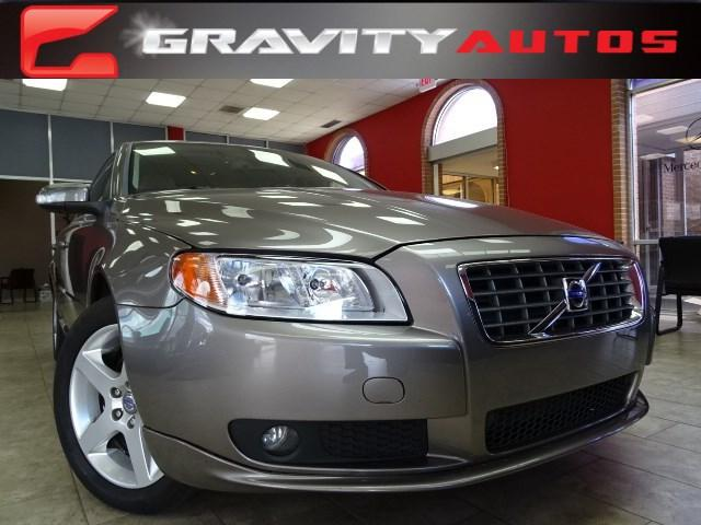 Used 2008 Volvo S80 3.0L Turbo for sale Sold at Gravity Autos in Roswell GA 30076 1