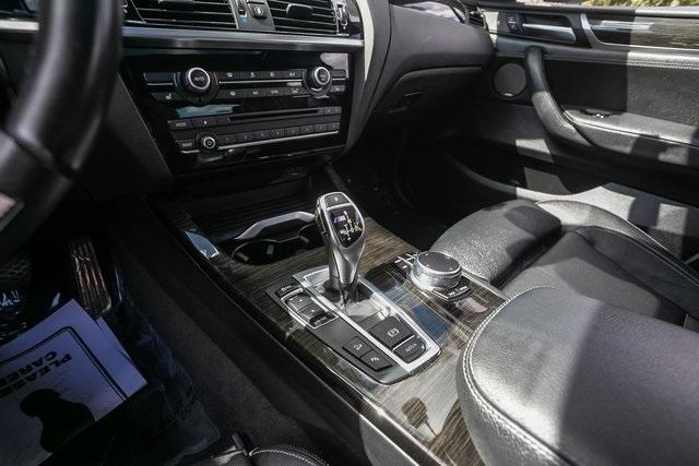 Used 2018 BMW X4 M40i for sale $42,995 at Gravity Autos Atlanta in Chamblee GA 30341 18