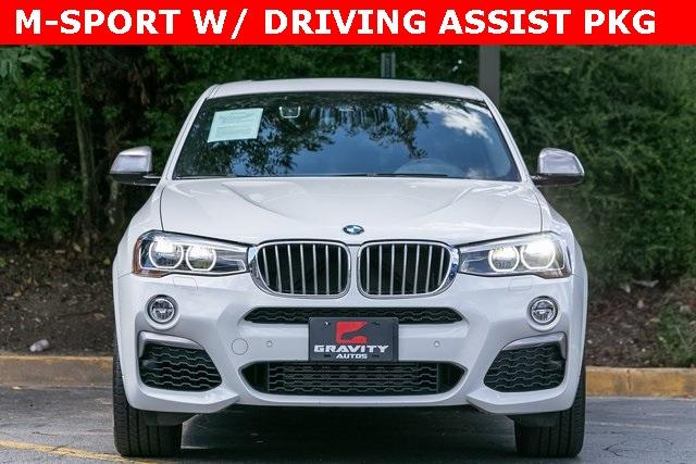 Used 2018 BMW X4 M40i for sale $42,995 at Gravity Autos Atlanta in Chamblee GA 30341 2