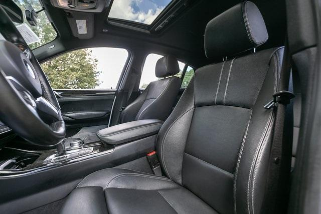 Used 2018 BMW X4 M40i for sale $42,995 at Gravity Autos Atlanta in Chamblee GA 30341 34