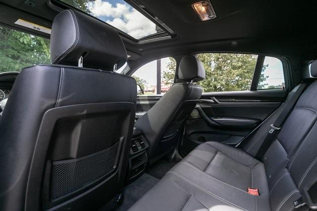 Used 2018 BMW X4 M40i for sale $42,995 at Gravity Autos Atlanta in Chamblee GA 30341 36