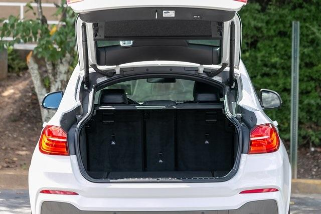 Used 2018 BMW X4 M40i for sale $42,995 at Gravity Autos Atlanta in Chamblee GA 30341 46