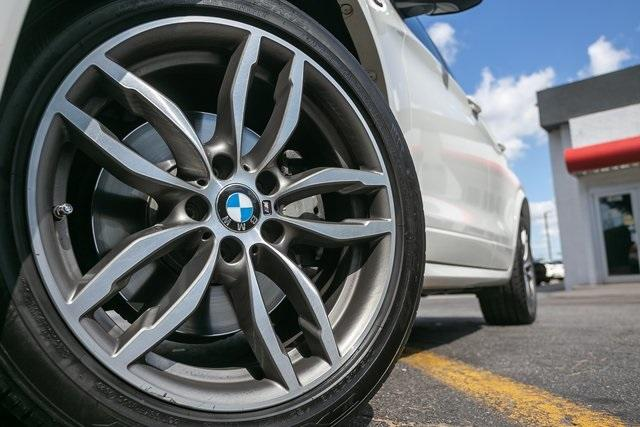 Used 2018 BMW X4 M40i for sale $42,995 at Gravity Autos Atlanta in Chamblee GA 30341 51