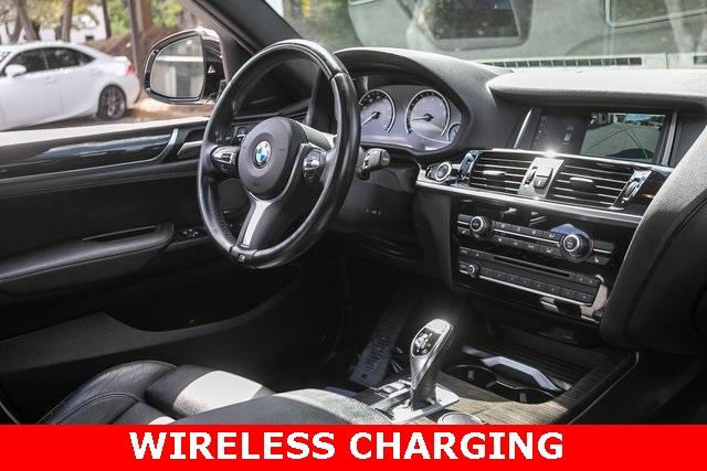 Used 2018 BMW X4 M40i for sale $42,995 at Gravity Autos Atlanta in Chamblee GA 30341 7