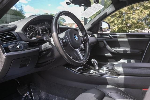 Used 2018 BMW X4 M40i for sale $42,995 at Gravity Autos Atlanta in Chamblee GA 30341 8