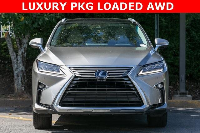 Used 2018 Lexus RX 450h for sale $46,695 at Gravity Autos Atlanta in Chamblee GA 30341 2