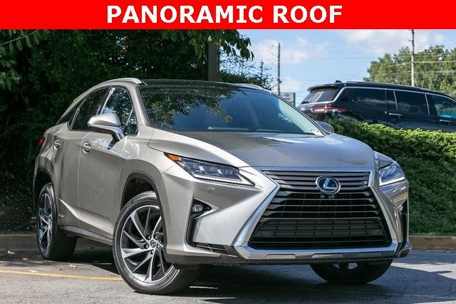 Used 2018 Lexus RX 450h for sale $46,695 at Gravity Autos Atlanta in Chamblee GA 30341 3