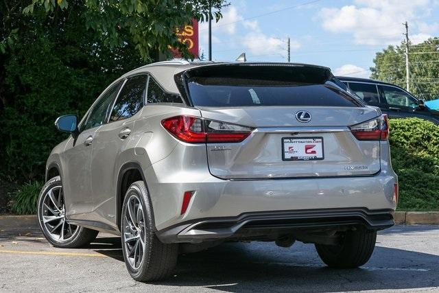 Used 2018 Lexus RX 450h for sale $46,695 at Gravity Autos Atlanta in Chamblee GA 30341 38