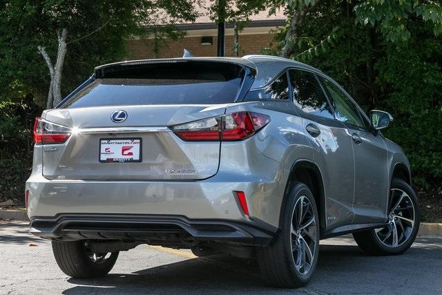 Used 2018 Lexus RX 450h for sale $46,695 at Gravity Autos Atlanta in Chamblee GA 30341 41