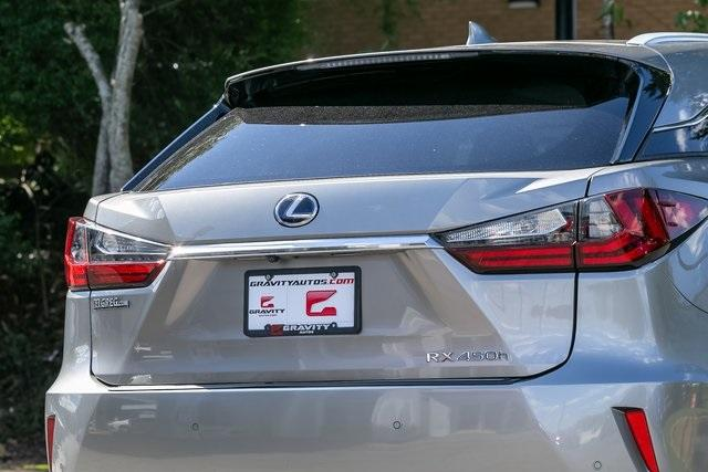 Used 2018 Lexus RX 450h for sale $46,695 at Gravity Autos Atlanta in Chamblee GA 30341 43