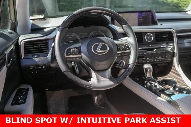Used 2018 Lexus RX 450h for sale $46,695 at Gravity Autos Atlanta in Chamblee GA 30341 5