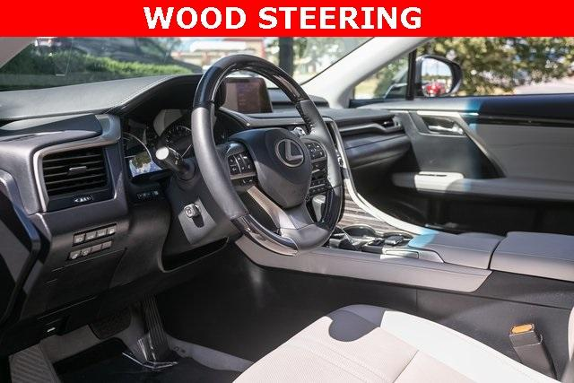 Used 2018 Lexus RX 450h for sale $46,695 at Gravity Autos Atlanta in Chamblee GA 30341 8