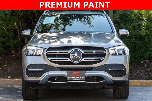 Used 2020 Mercedes-Benz GLE GLE 350 for sale $57,375 at Gravity Autos Atlanta in Chamblee GA 30341 2