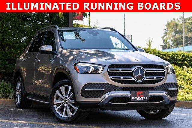 Used 2020 Mercedes-Benz GLE GLE 350 for sale $57,375 at Gravity Autos Atlanta in Chamblee GA 30341 3