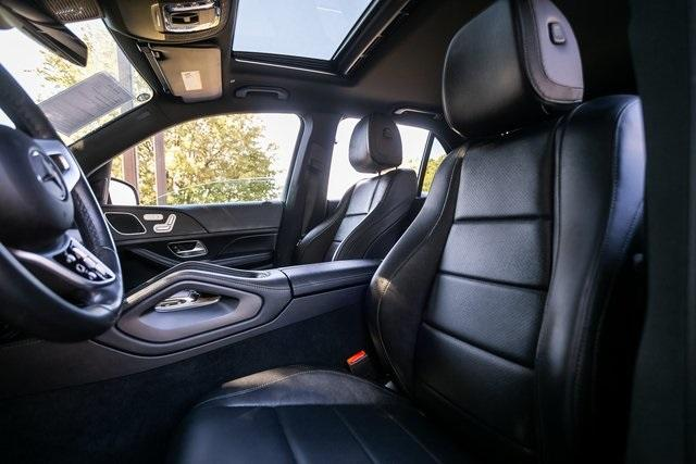 Used 2020 Mercedes-Benz GLE GLE 350 for sale $57,375 at Gravity Autos Atlanta in Chamblee GA 30341 39