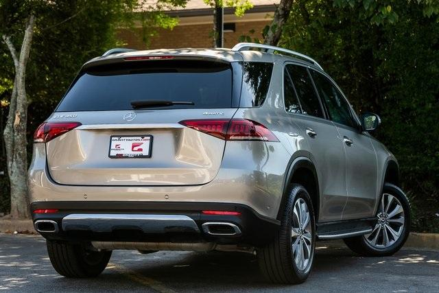 Used 2020 Mercedes-Benz GLE GLE 350 for sale $57,375 at Gravity Autos Atlanta in Chamblee GA 30341 47