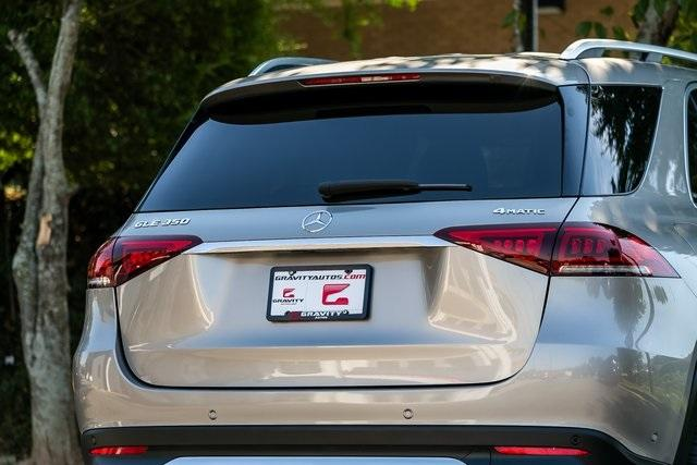 Used 2020 Mercedes-Benz GLE GLE 350 for sale $57,375 at Gravity Autos Atlanta in Chamblee GA 30341 49