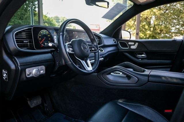 Used 2020 Mercedes-Benz GLE GLE 350 for sale $57,375 at Gravity Autos Atlanta in Chamblee GA 30341 8