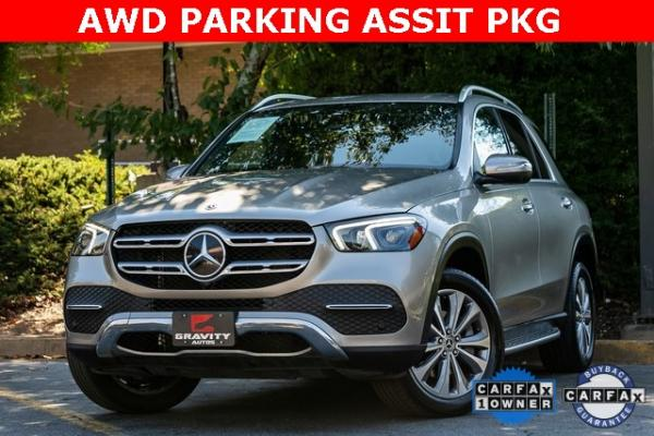 Used Used 2020 Mercedes-Benz GLE GLE 350 for sale $57,375 at Gravity Autos Atlanta in Chamblee GA
