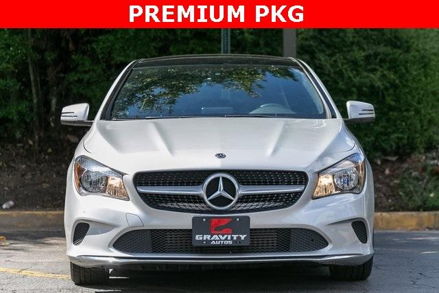 Used 2018 Mercedes-Benz CLA CLA 250 for sale $30,595 at Gravity Autos Atlanta in Chamblee GA 30341 2